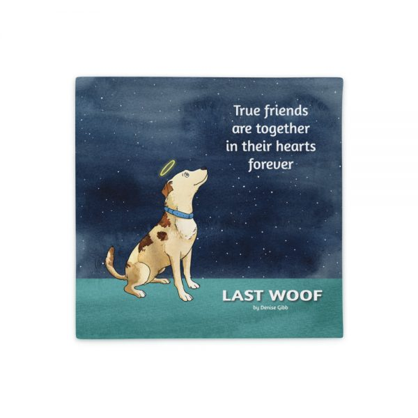 Product photo Last Woof Pillow Case 10