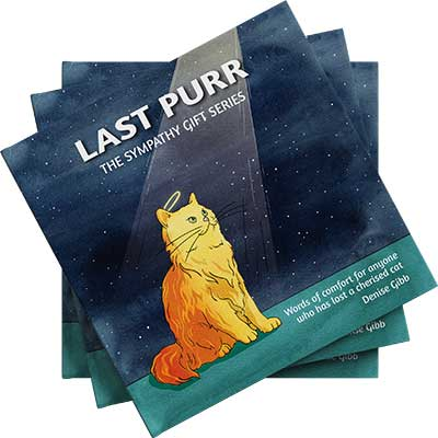 Front cover of the book Last Purr by Denise Gibb