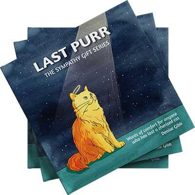 Last Purr by Denise Gibb