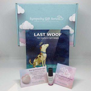 Dog Loss Grief Gift Set