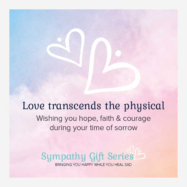 Grief Gift Set Affirmation Card