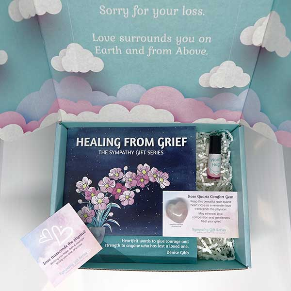 Healing From Grief Gift Set