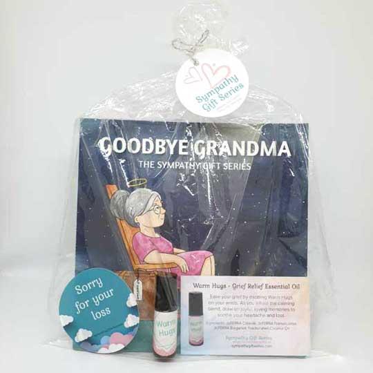Grandma Loss - Warm Hugs Essential Oil