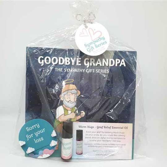Grandpa Loss - Warm Hugs Essential Oil