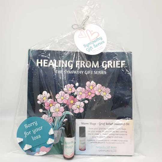 Healing Loss - Warm Hugs Essential Oil